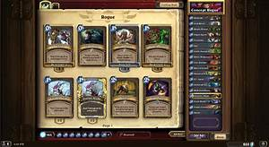 Hearthstone Tempo Rogue Legendary Rank Deck | GuideScroll