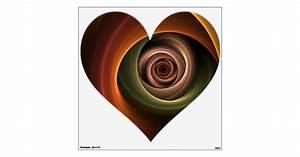 3d, Spiral, Abstract, Warm, Colors, Modern, Fractal, Art, Wall