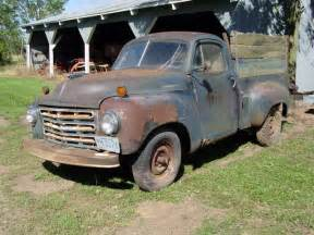 1953 Studebaker Pickup Truck