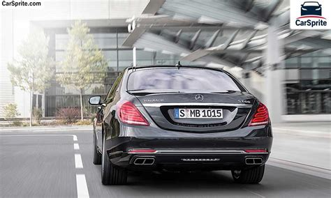 S 560 with a displacement of 3982cc developing 469 hp, s 560. Mercedes Benz Maybach 2019 prices and specifications in UAE | Car Sprite
