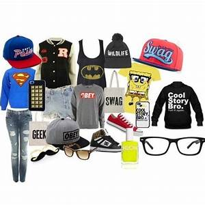 Ecards SWAG - Polyvore clothes, spongebob, style, girl ...
