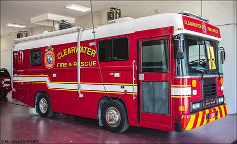 fl clearwater fire department apparatus
