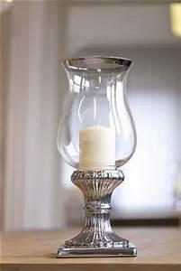 Vase Silber Groß : windlichtglas windlicht gro vase glas in silber h he 41 cm oder 50 cm neu ebay ~ Eleganceandgraceweddings.com Haus und Dekorationen