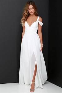 vintage chiffon beach bridal wedding dresses split side With side strap wedding dress