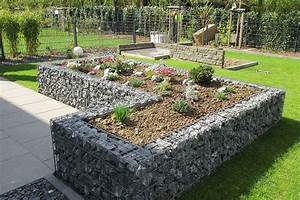 Tips for planting in gabions Gabion baskets & Garden design