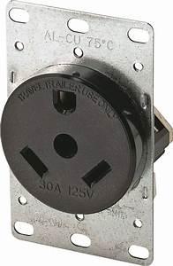 Cooper Wiring 1263 3w 30a 125v