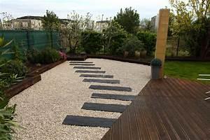 realisations paysageres votre paysagiste a montpellier With piscine sous terrasse amovible 9 piscine bois avec escalier