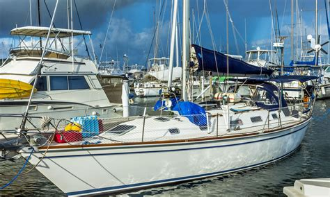 Sailboat For Sale by Cruising Sailboats For Sale