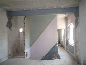 Faire Une Ouverture Dans Un Mur Porteur En Parpaing : faire une ouverture dans un mur faire une ouverture dans ~ Dailycaller-alerts.com Idées de Décoration