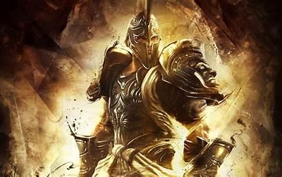 God War Wallpapers Gods Warrior Armor Soldier