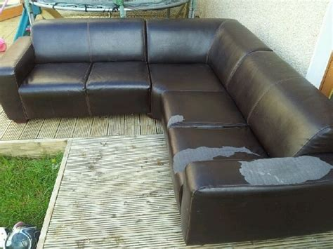 large corner sofa sale large leather corner sofa for sale in swords dublin from
