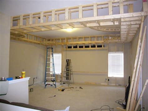 How To Build A Tray Ceiling by Image Result For Tray Ceiling Frame Measurements Diy