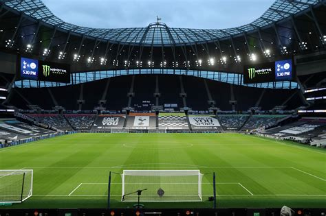 Tottenham confirm 2,000 fans can return for north London ...