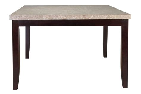 gathering dining tables monarch marble gathering table at gardner white 1200
