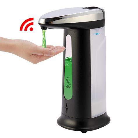 ml automatic liquid soap dispenser smart sensor soap