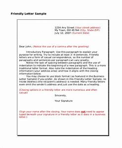 How To Write A Formal Letter Of Recommendation Free 9 Sample Formal Letters In Pdf Excel Ms Word