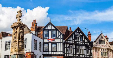 The History of Canterbury, Kent