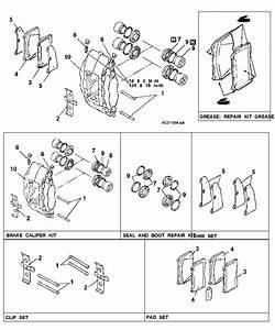 Evo Brembo Diagrams - Evolutionm