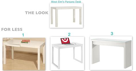 target parsons desk pinklet and c reader question look for less