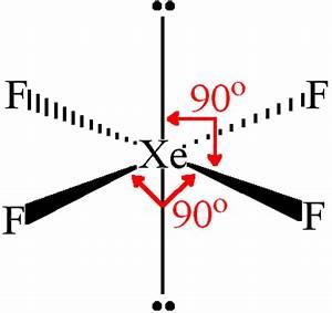 XeF4 Lewis and 3-D Structure- Dr. Sundin - UW-Platteville