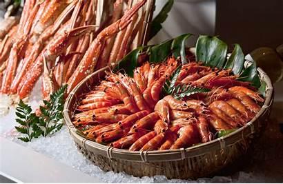 Seafood Shrimp Crabs Tokkoro Wallpapers