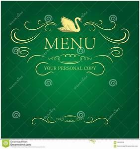 Blank Business Card Stock Menus Blank Stock Vector Illustration Of Hand Cutlery