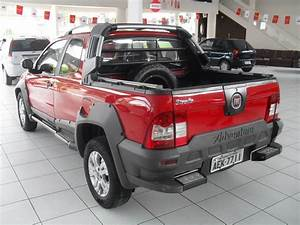 Fiat Strada Adventure 1 8 8v  Flex   Cab Dupla  2010  2010