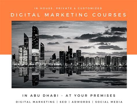 Digital And Social Media Courses by Abu Dhabi Digital Social Media Marketing Courses