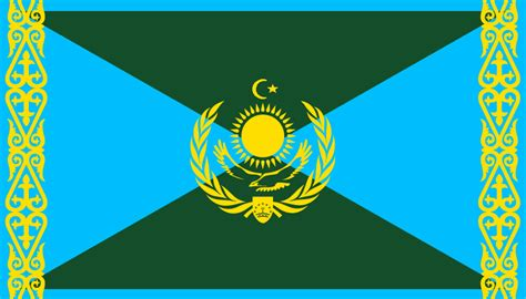 My Rendition Of The Flag Of The Fictive Sultanate Of