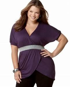 plus size women latest fashion ~ HBO Fashion