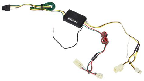 Toyota Rav Curt Connector Vehicle Wiring Harness