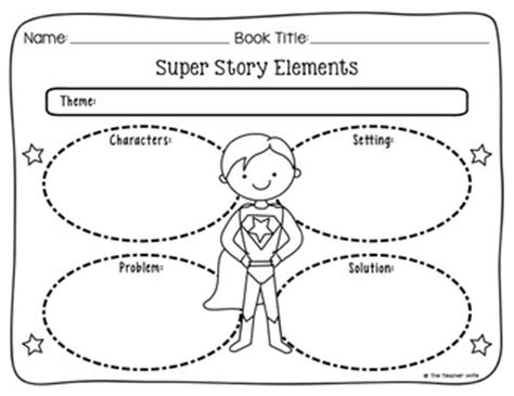 reading comprehension worksheets activities by the