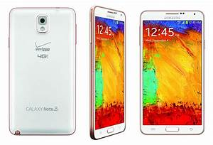 Confirmed  Samsung Galaxy Note 3 In New Rose Gold Will Be