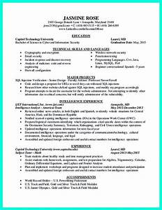 2695 best images about resume sample template and format With cyber security resume template