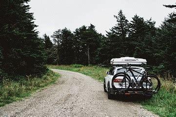 fahrradträger heckklappe test fahrradtr 228 ger auf autobahnen das ist zu beachten