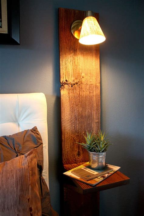 Wall Mounted Nightstand Diy by Small Nightstand Designs That Fit In Tiny Bedrooms