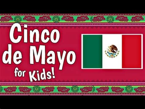 Cinco de Mayo for Kids - YouTube