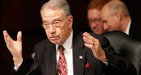 Present Sense Impressions: Sen. Chuck Grassley – Minnesota