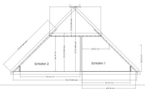 Schnitt Grundriss Zeichnen by Dachgeschoss Ausbauen Schnitt Zeichnen Fuer Baunatrag Beispiel