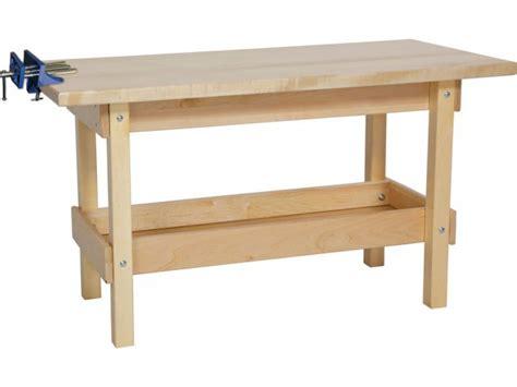 wooden play workbench wde  preschool tables