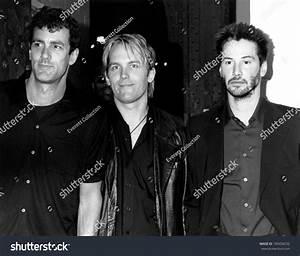 Keanu Reeves Members Dogstar L Rob Stock Photo 185458232 ...
