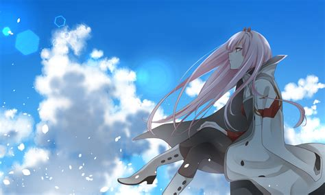 Zero Two Wallpaper by Zero Two Hd Wallpaper 2000x1200 Ask For Other