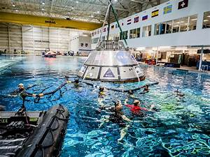 Practicing Orion Spacecraft Recovery After Splashdown | NASA