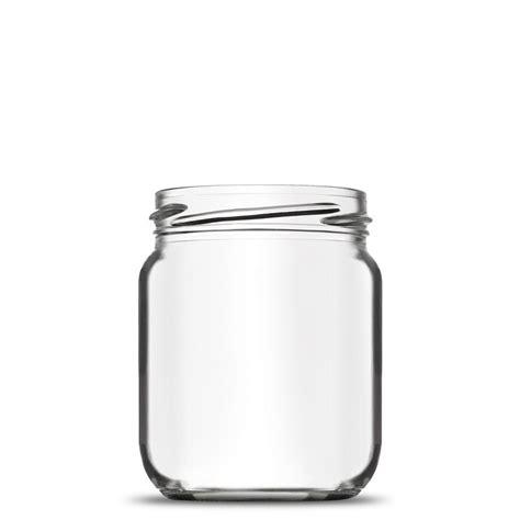 petits pots vide en verre cylindrique bas 20 cl