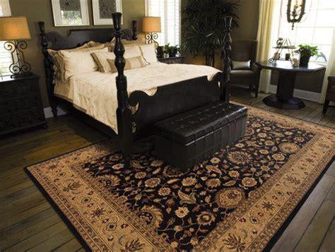 Bedroom Design Ideas ? Oriental Rug As Bedroom Decor