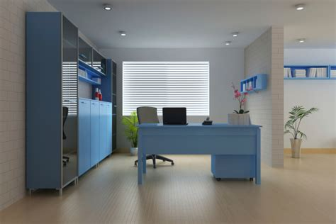 choosing the best paint colour for a productive inspiring office space home trends magazine