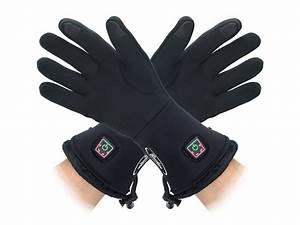 Varma handskar test
