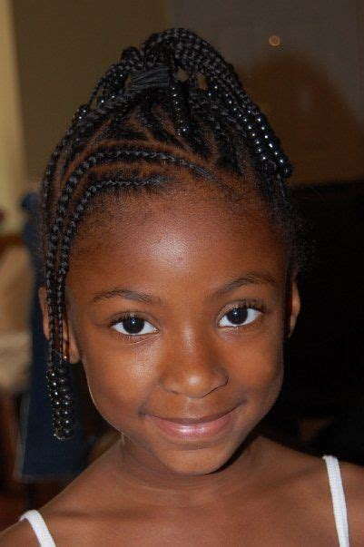 cool african american little girl hairstyles pictures