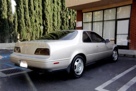 Acura Legend 6 Speed by 93 Acura Legend 6 Speed 5000 The Acura Legend