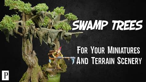 the bonsai tree how to sw trees for your miniatures and terrain